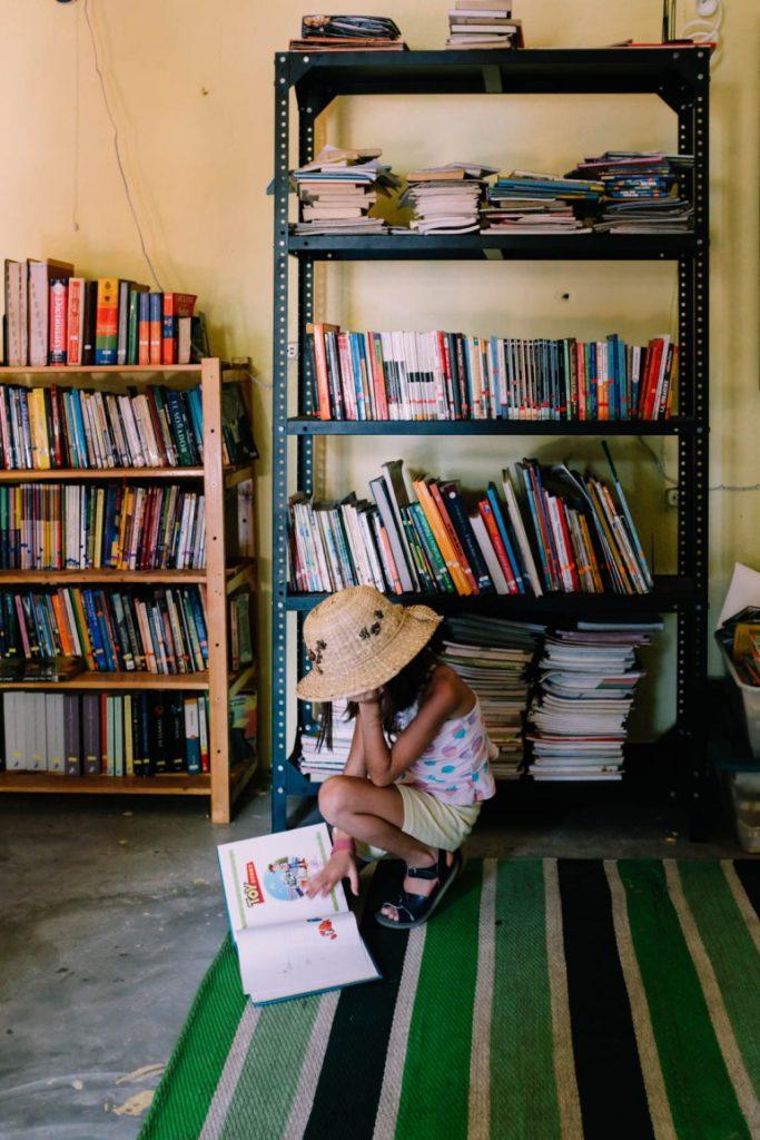 library ohdeardrea